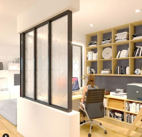 おしゃれで開放的なガラスパーテーション製作事例!オフィス・住宅・店舗に最適なガラスの選び方。