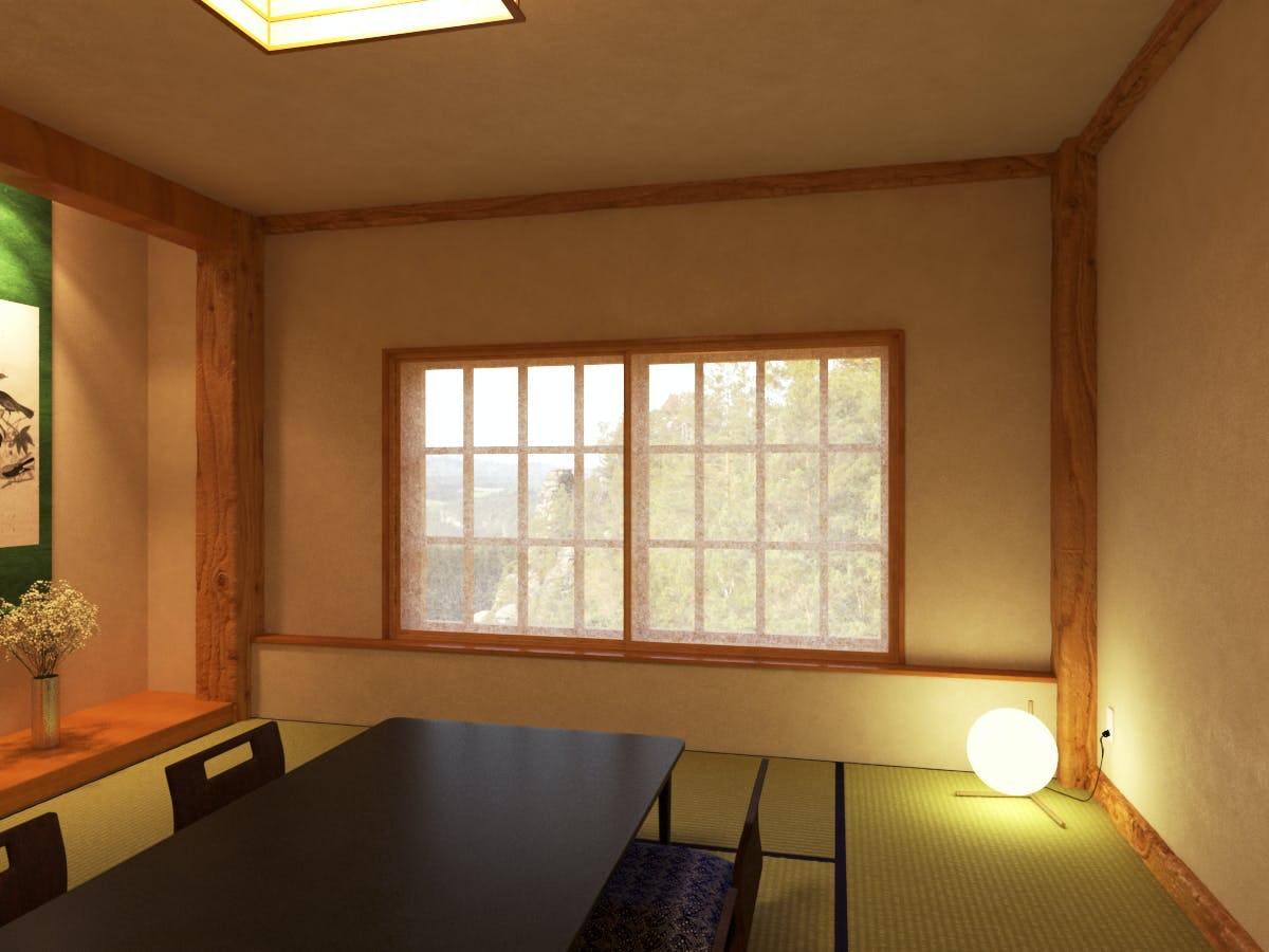 和室の内窓