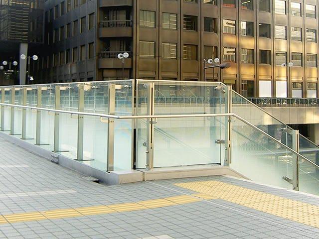 セラミックプリントガラス