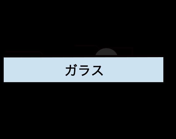 ラインアート-片面描線