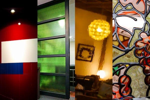 塗装加工も色々?塗装ガラスを見た目で4つに分類してご紹介!