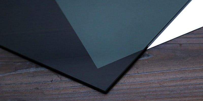 色ガラス(ブラック) イメージ画像