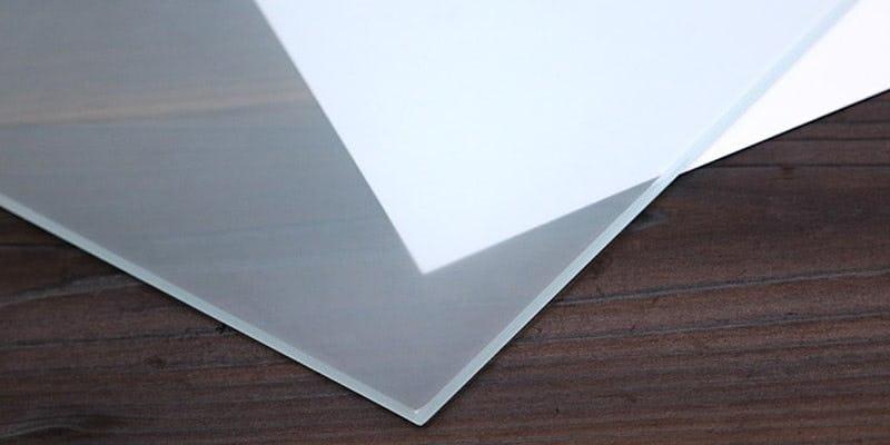 セラミックプリントガラス(ミストホワイト) イメージ画像